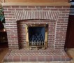 Fireplace Heringbone Hearth